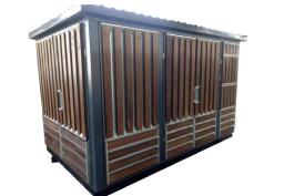 生态木箱变
